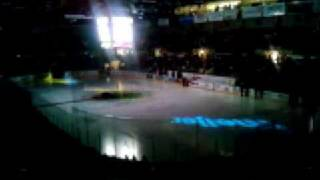 preview picture of video 'Saginaw Spirit vs. Sault St. Marie Greyhounds Game (Intro) 12/28/2008'