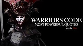 THE WARRIOR MINDSET - Inspiring Stoic Quotes [POWERFUL]