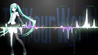 【Minecraft】「Tell Your World」 Hatsune Miku MV
