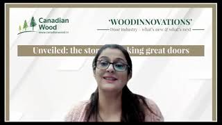 Canadian Wood WOODINNOVATIONS #2: What's New & What's Next – Doors Industry