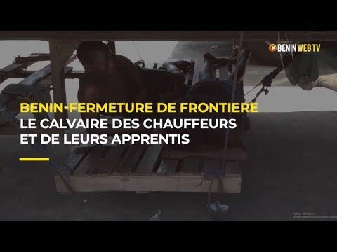 Fermeture de frontière : le calvaire des conducteurs de gros porteurs et de leurs apprentis