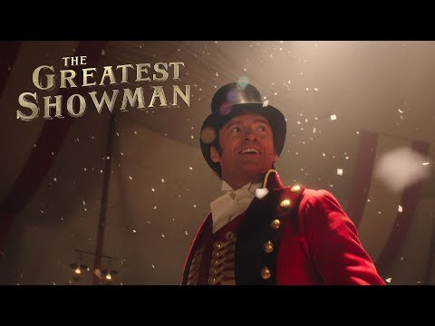 The Greatest Showman (Featurette 'The Greatest Soundtrack')