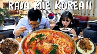 Mie Raksasa Korea ( Buddae Jjigae) !! Gede Banget !!