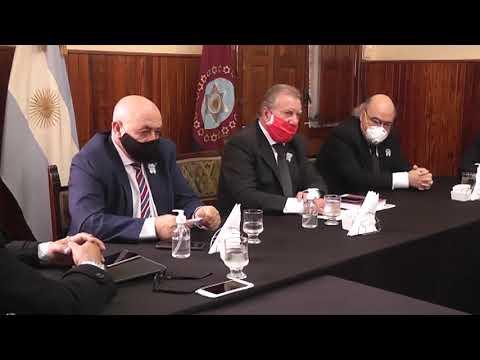 Video: Entrevista al Vicegobernador de la Provincia, Antonio Marocco
