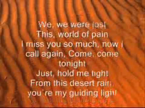 Desert Rain Edward Maya Lyrics Mp3