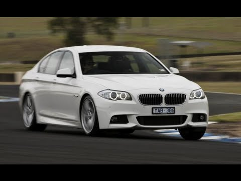 BMW M550d xDrive Road Test