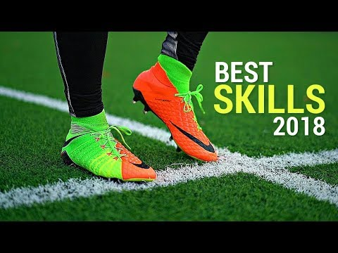 Best Football Skills 2017/18 #11
