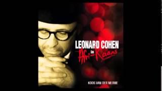 Leonard Cohen in Afri-Kaans: 'Dans my' met Koos van der Merwe