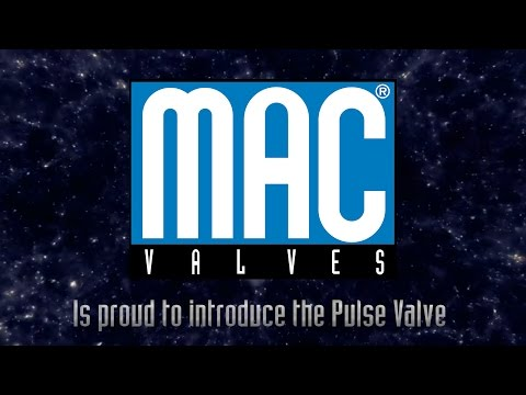 MAC Valves Pulse Valve Introduction