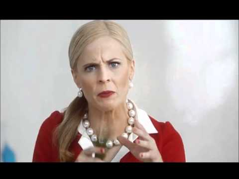 Target Commercial 'Crazy Lady - Tip#4 Use a Utility Belt'