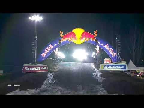 WRC - Rally Sweden 2019/ M-Sport Ford WRT: Thursday Highlights