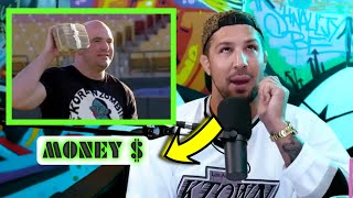 Brendan Schaub Explains How UFC Fighters Can Force Dana White To Pay Them More