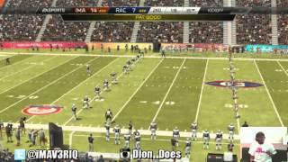 Madden 25 Ultimate Team: THAT AINT RIGHT! | Madden 25 Gameplay | iMAV3RIQ