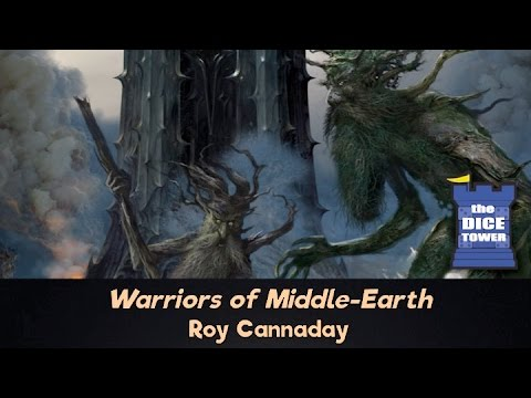 Roy & Rob review -  Warriors of middle earth
