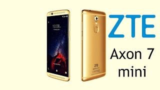 ZTE Axon 7 mini Review - Premium Hi-Fi Midranger!