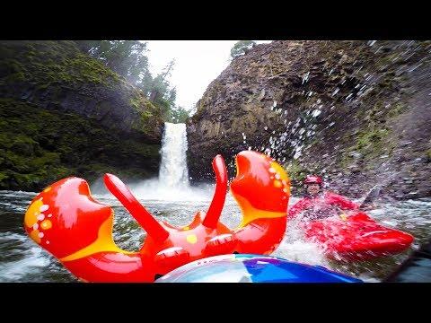 GoPro: Lobster Waterfall with Rafa Ortiz