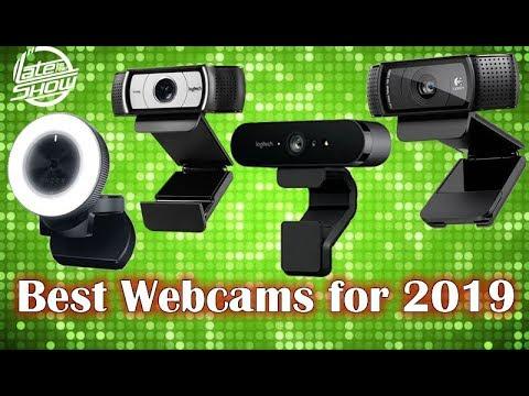 Best Webcam 2019 and Best streaming webcam