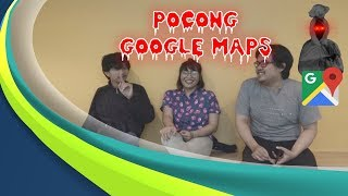 Viral Foto 'Pocong' di Google Maps Kedungwaru Demak