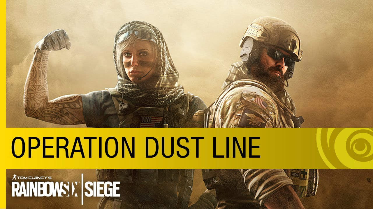 Operation Dust Line Brings New Operators, Map, Features, and