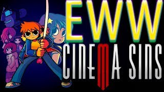 Everything Wrong With CinemaSins: Scott Pilgrim vs The World in 17 Minutes or Less