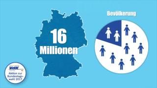 forderungen armut sozialverband vdk deutschland e v. Black Bedroom Furniture Sets. Home Design Ideas