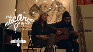 Falling In Love At A Coffee Shop + Reasons To Love You (OPEN MIC COVER)