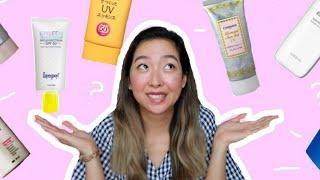 ☀️ Best Face Sunscreens 2020 ☀️