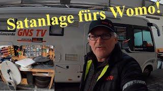 Sat-Anlage fürs Wohnmobil – Was Guido empfehlen würde!