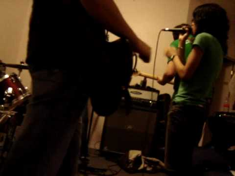"My band Sea To Sky - ""Dmitri The Pool Boy"" (band practice)"