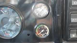 Устройство кабины автомобиля КамАЗ 43114