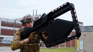 10 MOST ADVANCED MILITARY TECHNOLOGIES