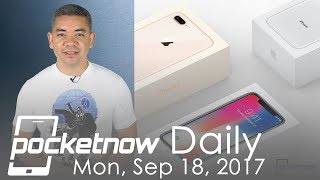 iPhone X vs iPhone 8, Huawei Mate 10 teasers & more - Pocketnow Daily