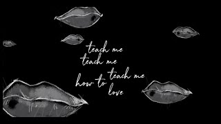 Shawn Mendes - Teach Me How To Love (Lyric   - YouTube