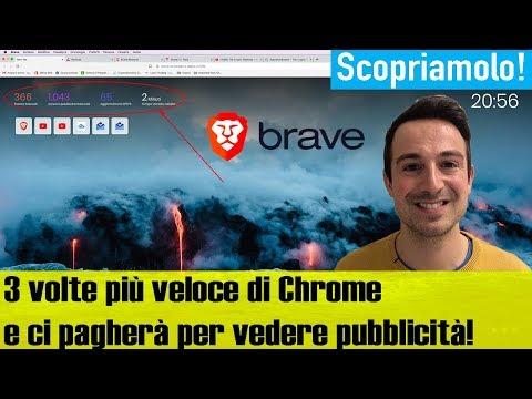 Brave Browser: Più VELOCE, protegge i tuoi dati e ti fa GUADAGNARE! Come funziona?