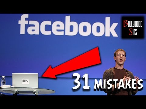 [PWW] Plenty Wrong With SOME PEOPLE ON FACEBOOK India (31 MISTAKES)   Bollywood Sins #7
