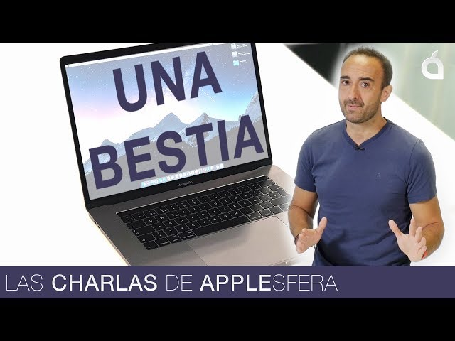 MacBook Pro (2018), potencia compacta