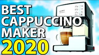 ✅ TOP 5: Best Cappuccino Maker 2020