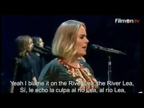 River Lea Lyrics – Adele