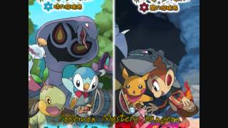 Wigglytuff  - (Pokémon) - Guildmaster Wigglytuff - Pokémon Mystery Dungeon: Explorers of Time/Darkness/Sky