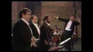 The Three Tenors - 'O Paese d' 'o Sole - 1990