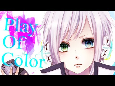 Play of Color (Official) ft.Utatane Piko - 歌手音ピコ