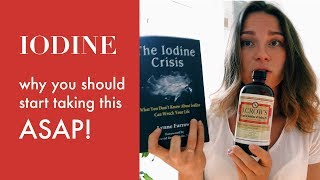 Iodine: Why You Should Start Taking This ASAP