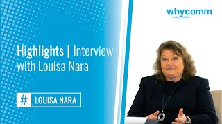 Highlights | Interview with Louisa Nara