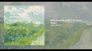 Wind Quintet, Op.91 No.1