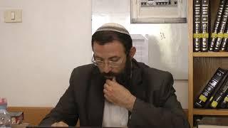 באר הגולה הבאר השביעי שיעור 34 הרב אריאל אלקובי שליט''א