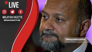 """MGTV LIVE: """"Malaysia negara pertama melancarkan Projek Perintis 5G"""" -Gobind Singh"""