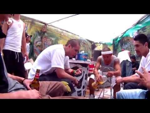 BDM Freestyle - Kaiser - Stigma - Sador - Cristofebril - Wason   (Viaje a Caldera Enero 2014)
