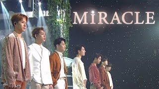 GOT7(갓세븐)   Miracle @인기가요 Inkigayo 20181209