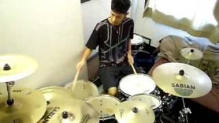 drum cover - Chris Tomlin - Sing, sing, sing