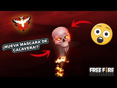 NUEVA MASCARA DE KALAVERA? + NUEVA SKIN  | Free Fire con Subs | Esteban Gonzalez